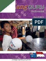 Kang Guru Indonesia March Bulletin 2012