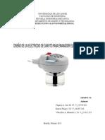 Proyecto de Pulvimetalurgia. SEM- U2014