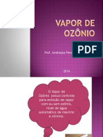 Vapor de Ozônio