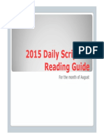 2015 Daily Scripture Reading Guide for the Month of August_1