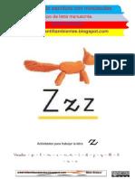 14. Lectoescritura Mian Brabur - LETRA Z