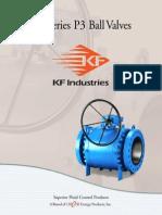 kfp3 ball valves