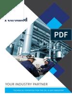 Petromod Capability Brochure