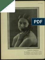 Teresina Boronat Article - 1929