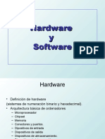 Tema 2. Hardware y Software