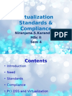 Virtualization Standards and Compliance