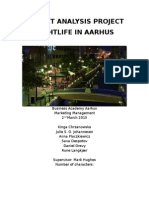 Market Analysis bars in Aarhiu