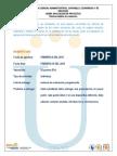 Rubrica Analitica de Evaluacion 2015 Final