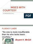 Responses with courtesy.ppt