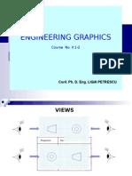 Engineering Graphics Course 1-2 Sem 2