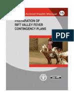 FAO Animal Health Manual No. 15