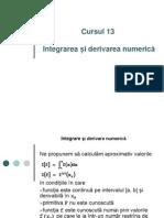 C13-Integrarea si derivarea numerica.pdf