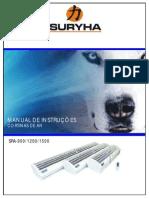Catálogo Cortinas de Ar