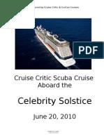 2010 Scuba Cruise Brochure - 1/25/2010 Update