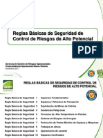 REG - 04 Reglas Básicas Seguridad RBS SQM (v2011)