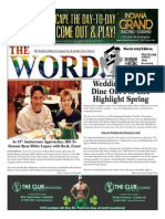 The Word March 2015