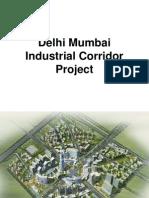 Delhi Mumbai Industrial Corridor Project
