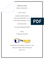Trabajo Colaborativo 1-Servicio Al Cliente