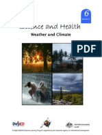 Science 6 DLP 61 - Weather and Climate