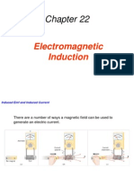 22 Electromotive Induction