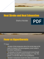 HEAT STROKE AND HEAT EXHAUS.PPT