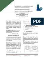 Informe Motor Trifásico a 2 Polos Con Rotor a Jaula