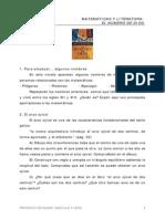 13 Matematicas y Literatura El Numero de Dios