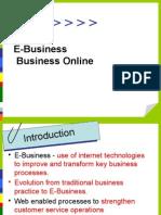 E Business L1