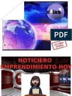 noticiero emprendimiento