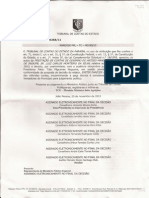 PARECER DO TCE-PB. PREFEITO LULA