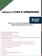 1- História Da Arquitetura e Urbanismo