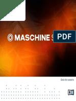 Maschine 2.0 Studio Manual Spanish
