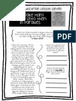 New Testament Lesson 11 PDF