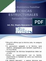TECNICAS DE SALVADOR MINUCHIN