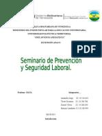 Importancia de Los Servicios de Salud y Seguridad Laboral