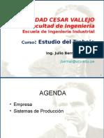 Sesion 01 - Empresa y Sistemas de Produccion