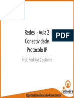 Redes - Aula 2