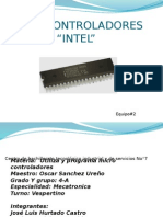 Microcontroladores Intel