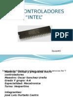 Microcontroladores Intel