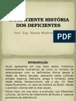 A Deficiente História Dos Deficientes