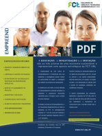 Empreendedorismo Na FCT-UNL