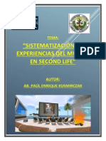 Sistematizaciòn Second Life Polacos1