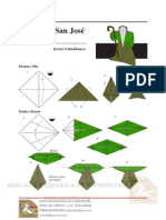 san jose. origami