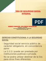 Seminario Seguridad Social -Mayo 30 2012