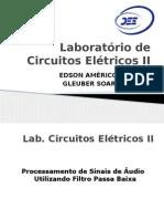 Laboratório de Circuitos Elétricos II