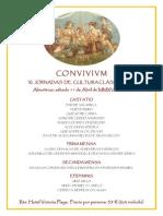 Convivium XI Jornadas CulturaClasica