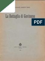 La Battaglia Di Gavinana - Alberto Riggi