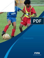 GRASSROOTS. Manual FIFA de Fútbol Base (2011)