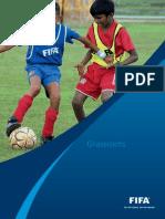 GRASSROOTS. Manual FIFA de Fútbol Base (2011)