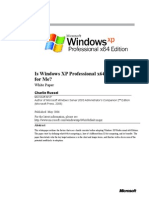 Is Windows XP Professional x64 Edition Right for Me